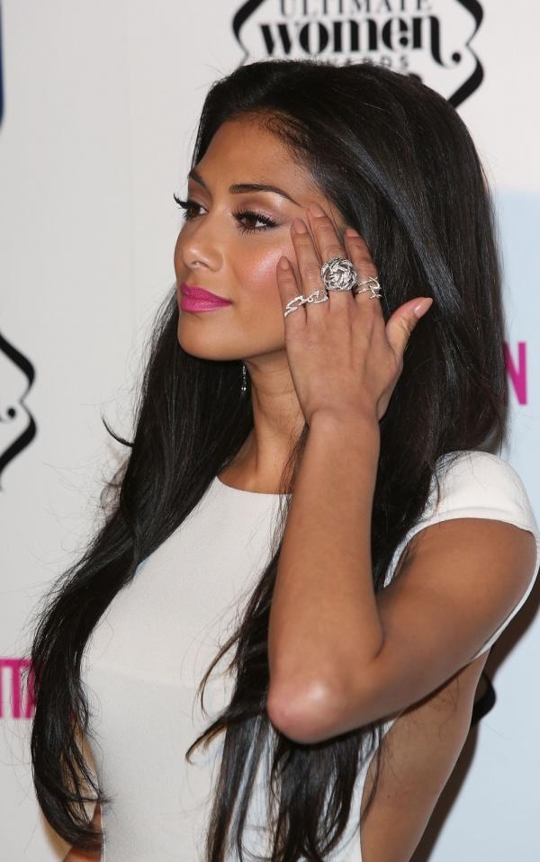 Nicole Scherzinger machiaj make-up