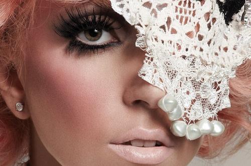 lady gaga machiaj make-up (1)