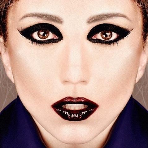 lady gaga machiaj make-up