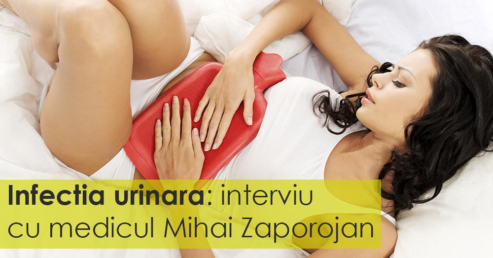 infectie_urinara interviu mihai zaporojan