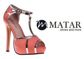 Sandale online la preturi speciale de la Matar.ro