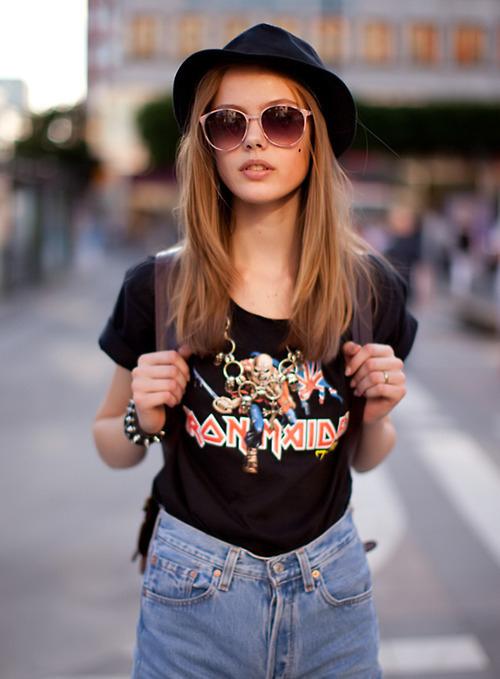 moda stilul grunge
