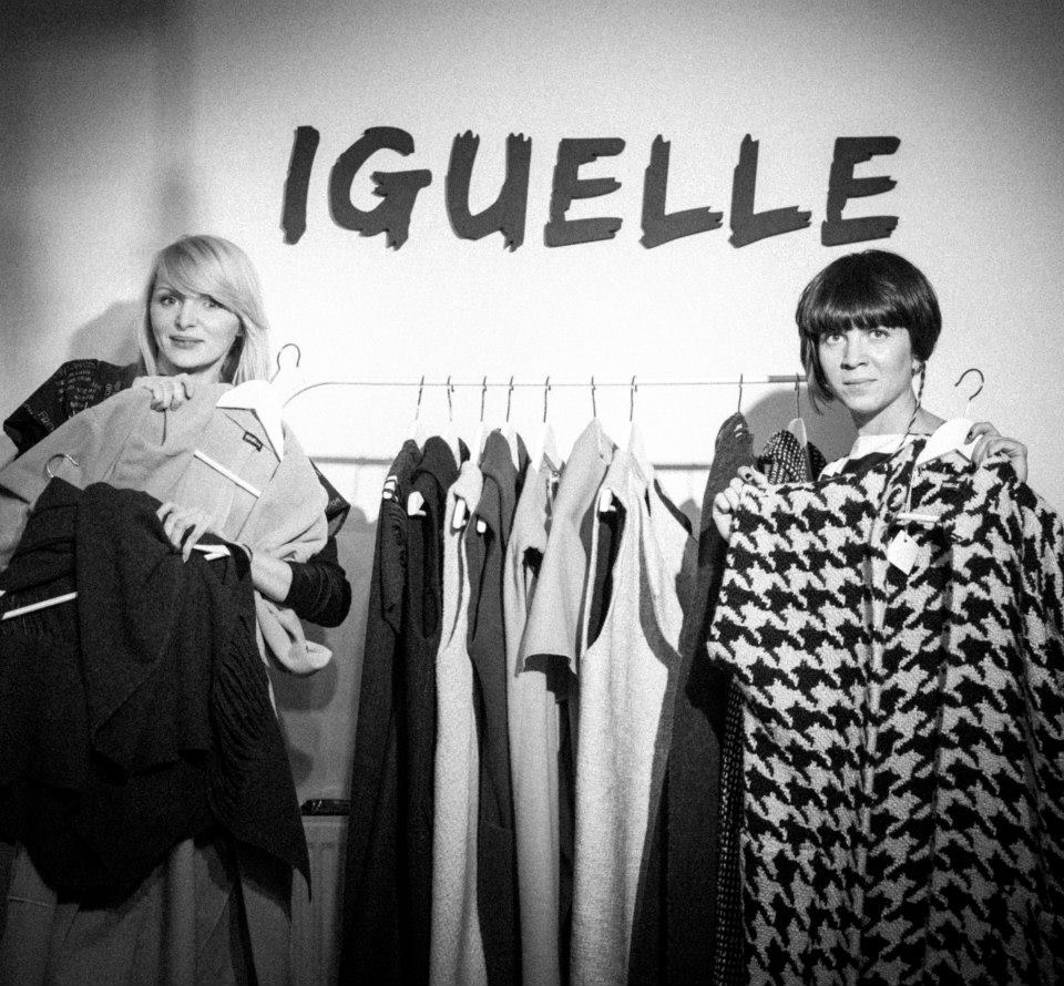 0.Iguelle showroom