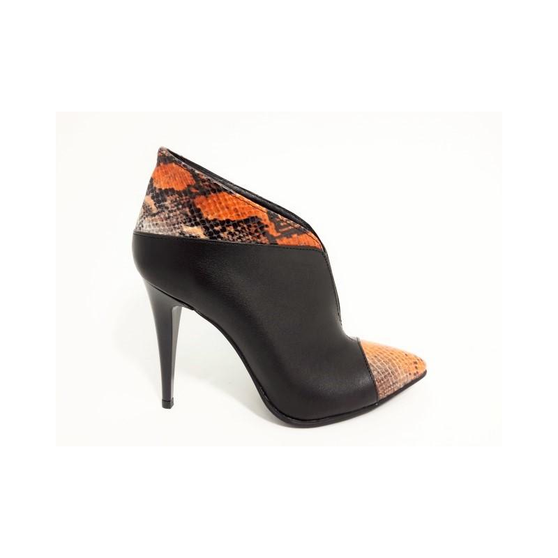 botine piele naturala julian shoes (1)