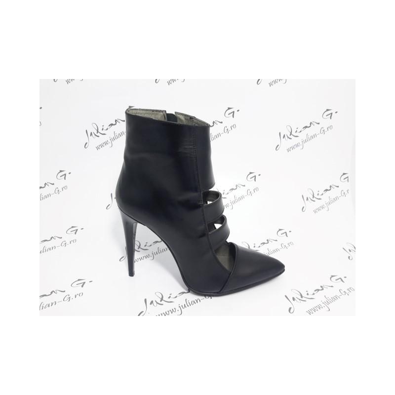 botine piele naturala julian shoes (4)