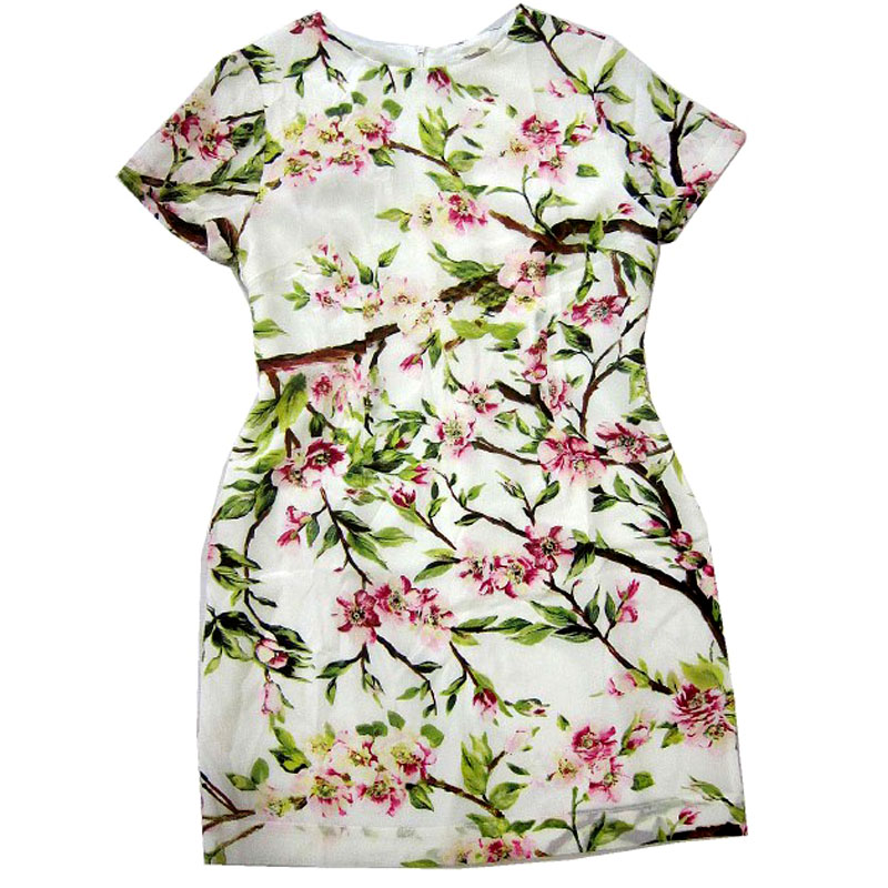 rochie-matase-imprimeu-floral