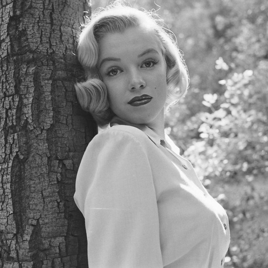 10 fotografii rare cu Marilyn Monroe, în pădure, înainte de a deveni celebră