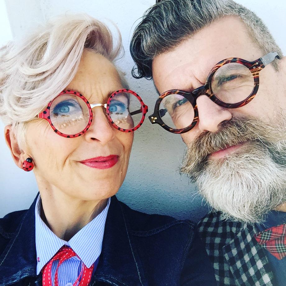 9 cupluri în vârstă, dar stylish de pe Instagram